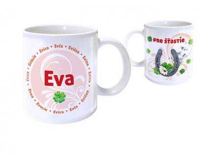Hrnček s menom - EVA