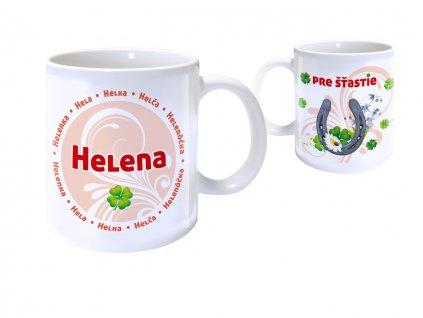 Hrnček s menom - HELENA