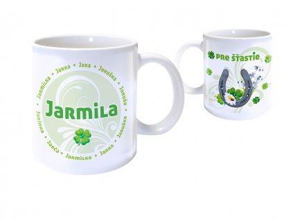Hrnček s menom - JARMILA