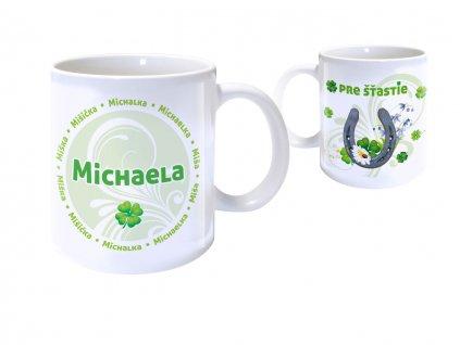 Hrnček s menom - MICHAELA