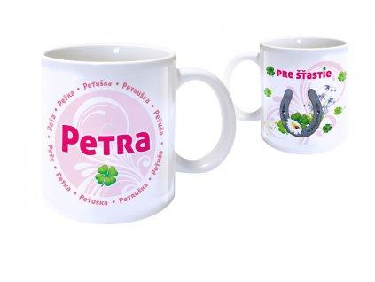 Hrnček s menom - PETRA