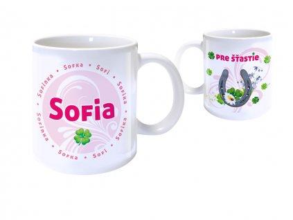 Hrnček s menom - SOFIA