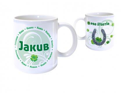 Hrnček s menom - JAKUB