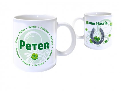 Hrnček s menom - PETER