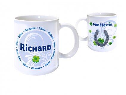 Hrnček s menom - RICHARD