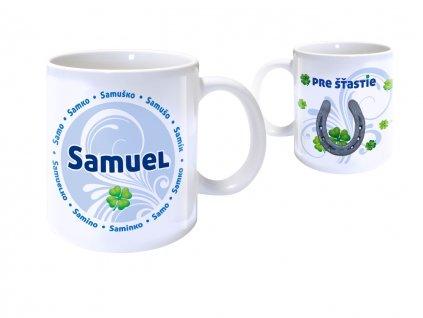 Hrnček s menom - SAMUEL