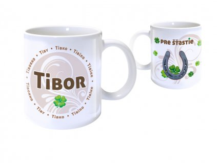Hrnček s menom - TIBOR