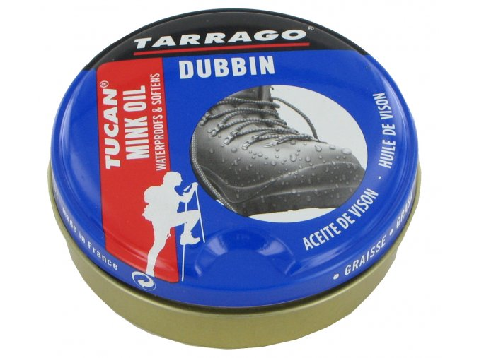 Dubbin Tucan Mink Oil 100 ml.