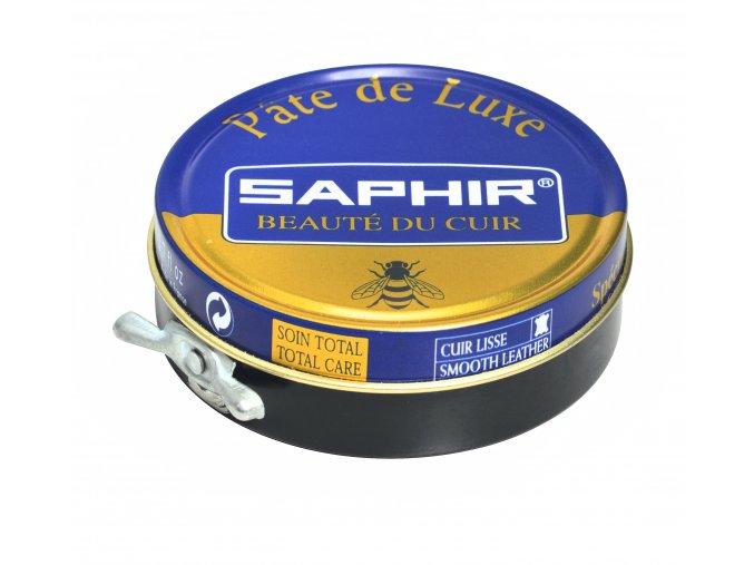 Leštící vosk Pate de Luxe 50 ml (0002) (Barva 06 - Bleu Marine)