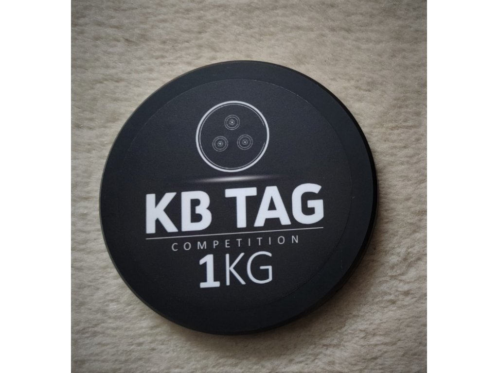 kb tag competition nápis