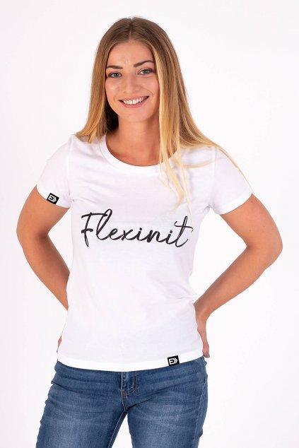 Dámské tričko HONEY bílé