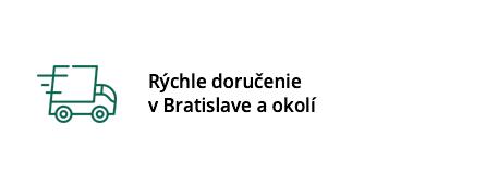 Rýchle doručenie v Bratislave a okolí