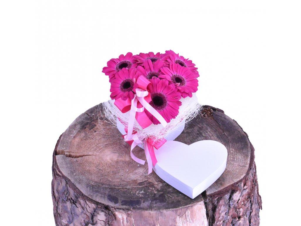 Flowerbox Gerbery