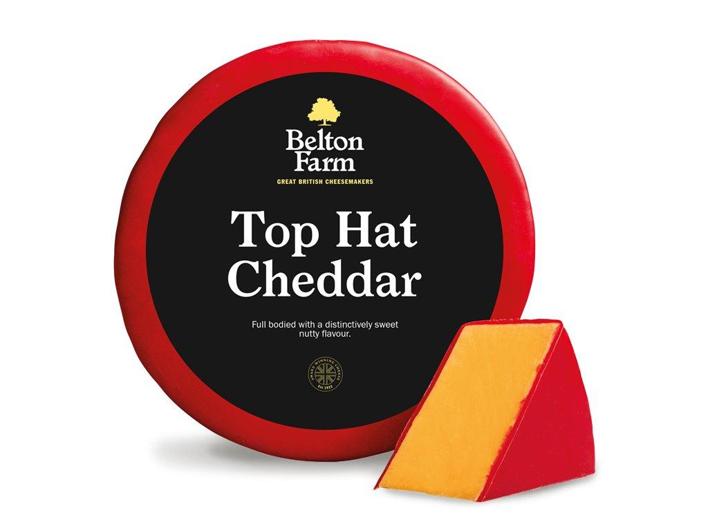 belton top hat cheddar