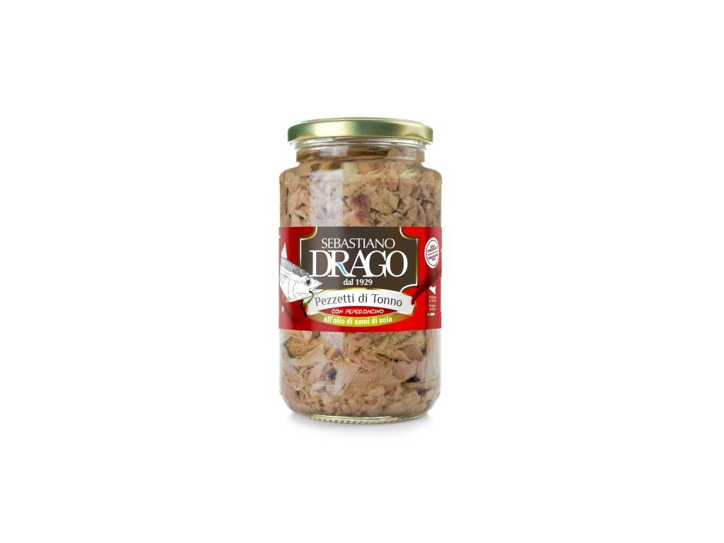 pezzetti semi piccante