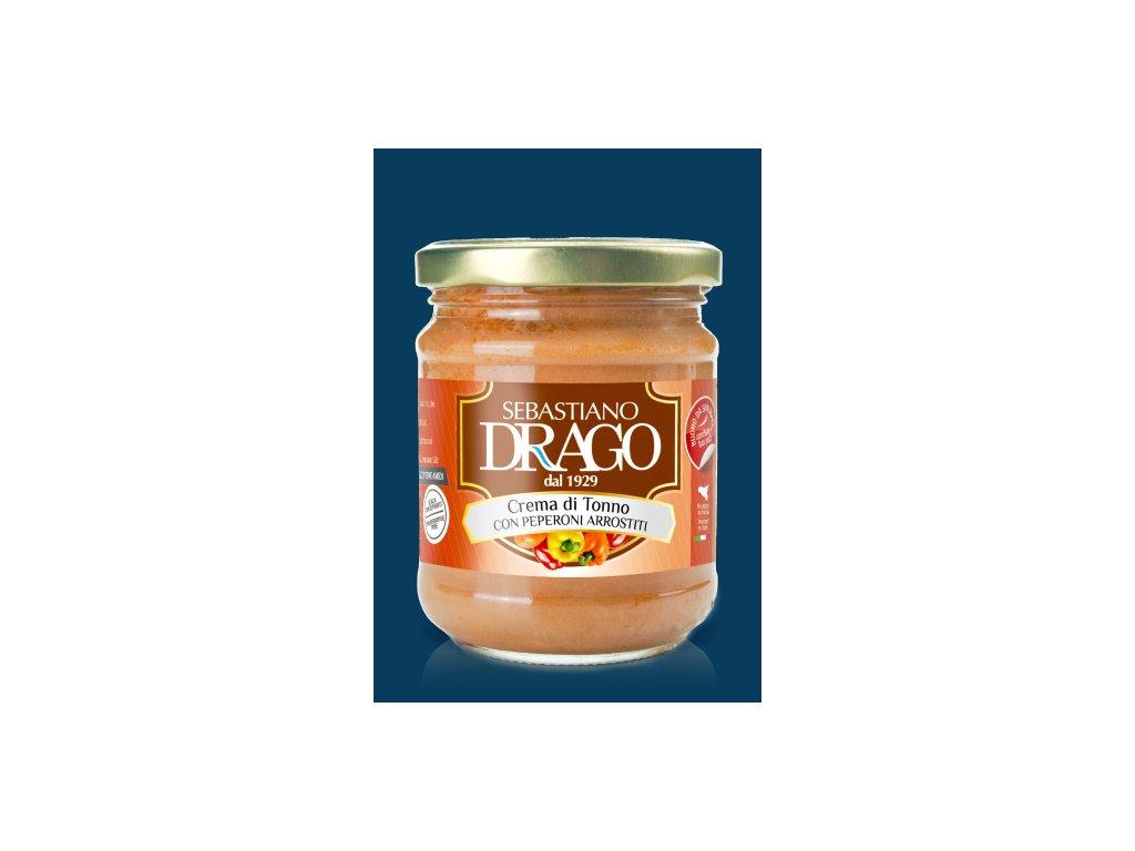 crema peperoni arrostiti