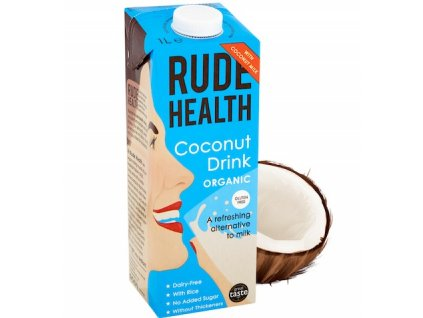 rude health coconut drink milk 1l