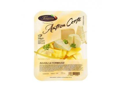 Raviolli sýrové čerstvé chlazené 250g Temporin