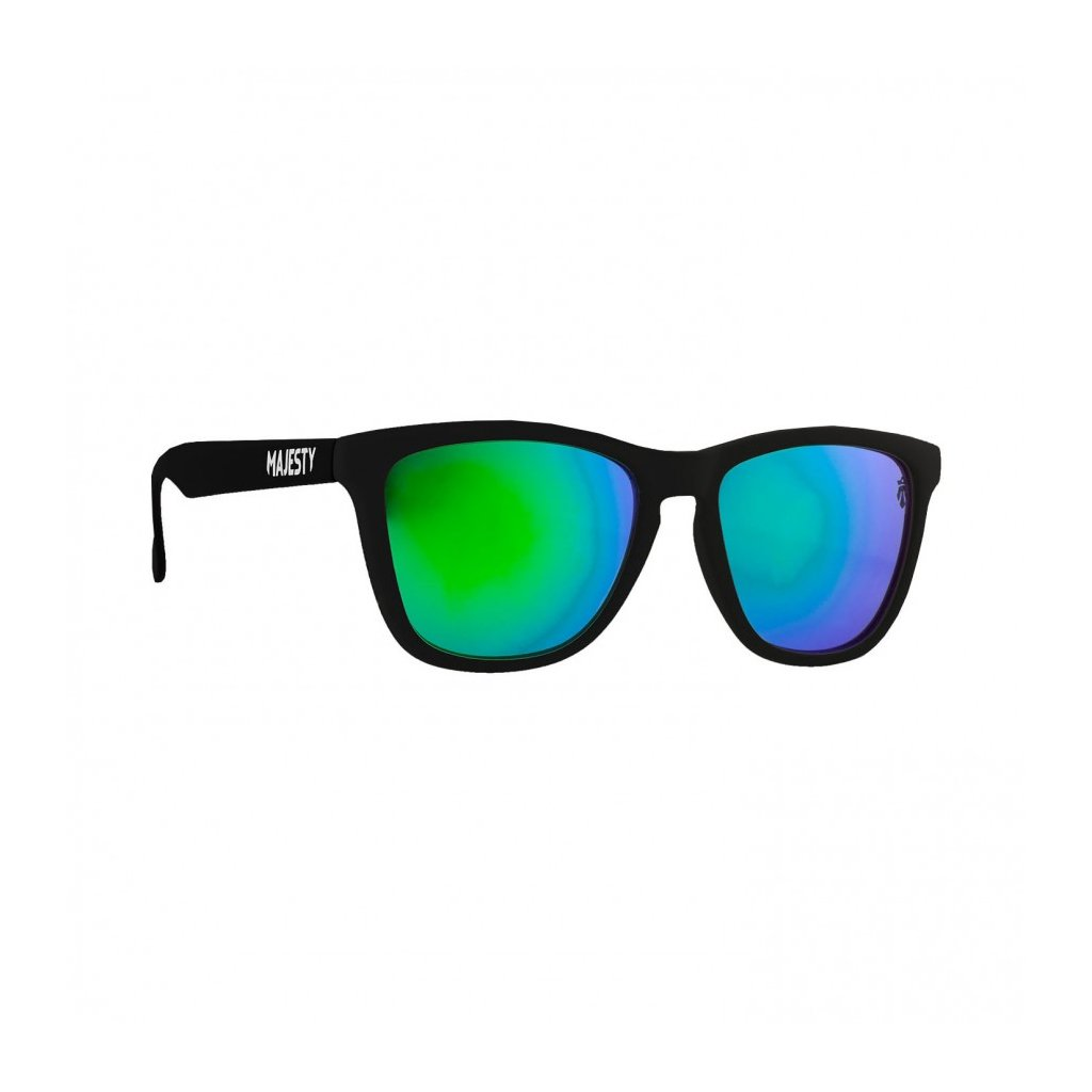 Majesty shades m black green