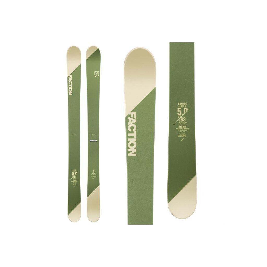 faction candide 5 0 ltd skis 2019 183