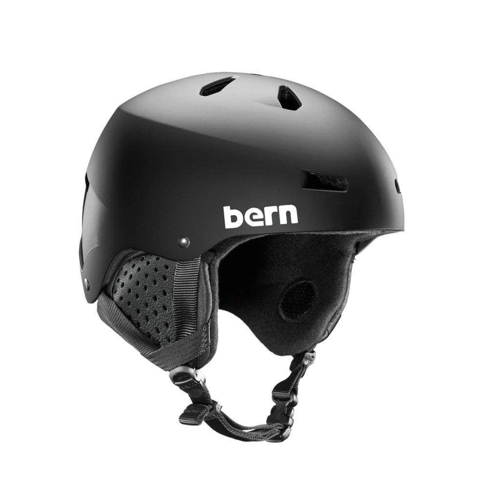 Bern Macon Black