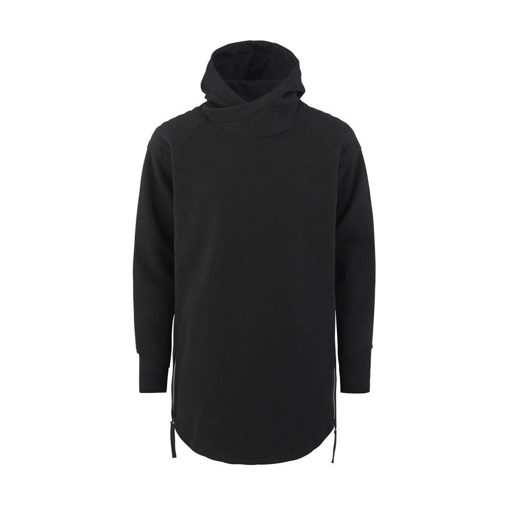 hoodie wolfshood black 1