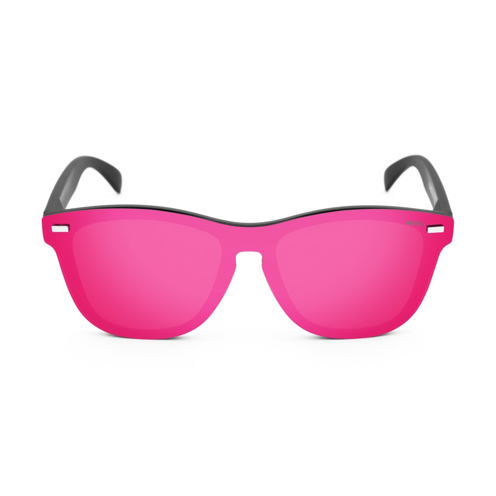 Neibo Ivory matte black:pink