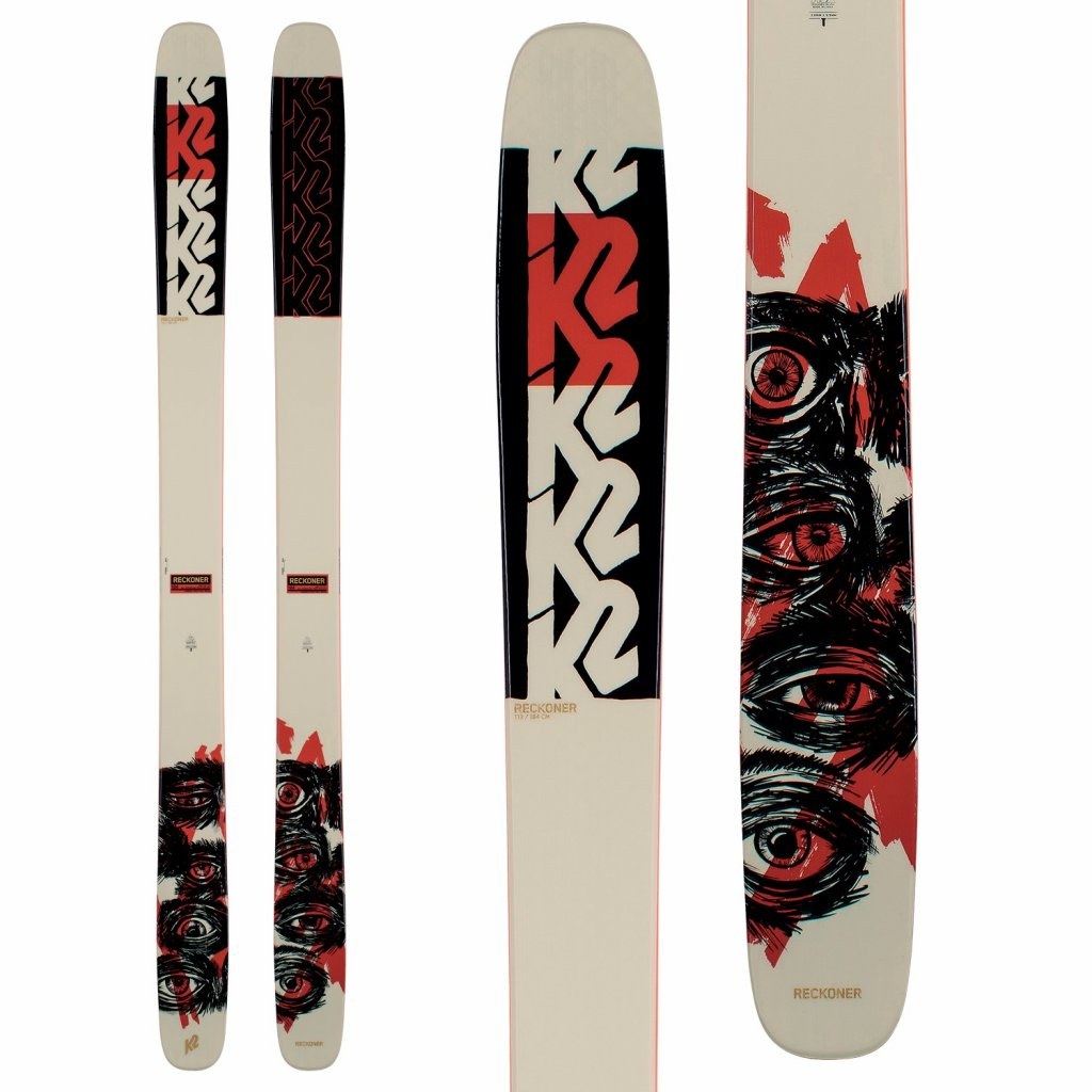 k2 reckoner 112 skis 2021