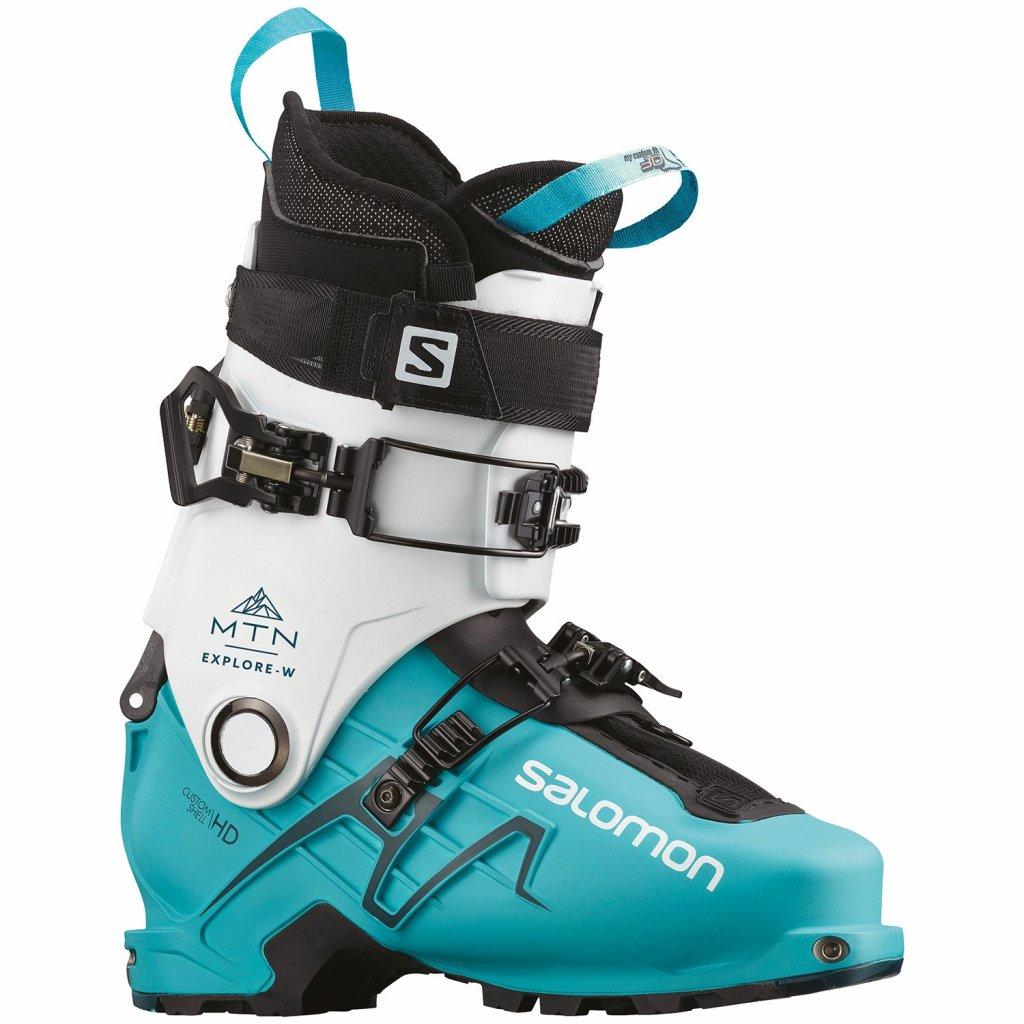 salomon mtn explore w alpine touring ski boots women s 2022