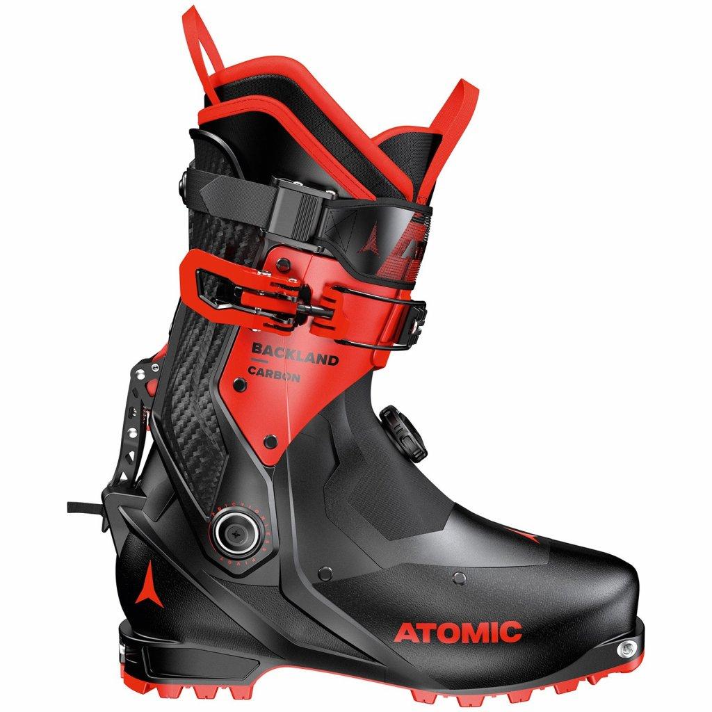 atomic backland carbon alpine touring ski boots 2022