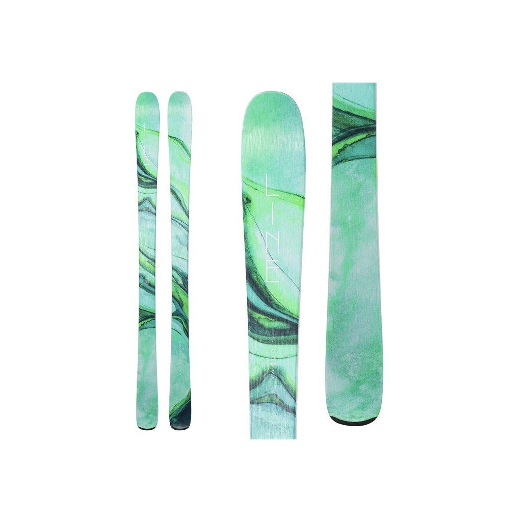 line skis pandora 84 skis women s 2019