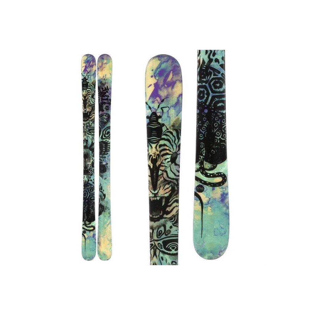 line skis tease skis women s 2015
