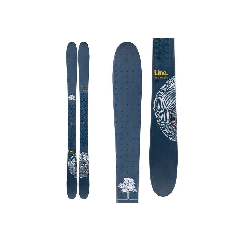 line skis sir francis bacon skis 2019
