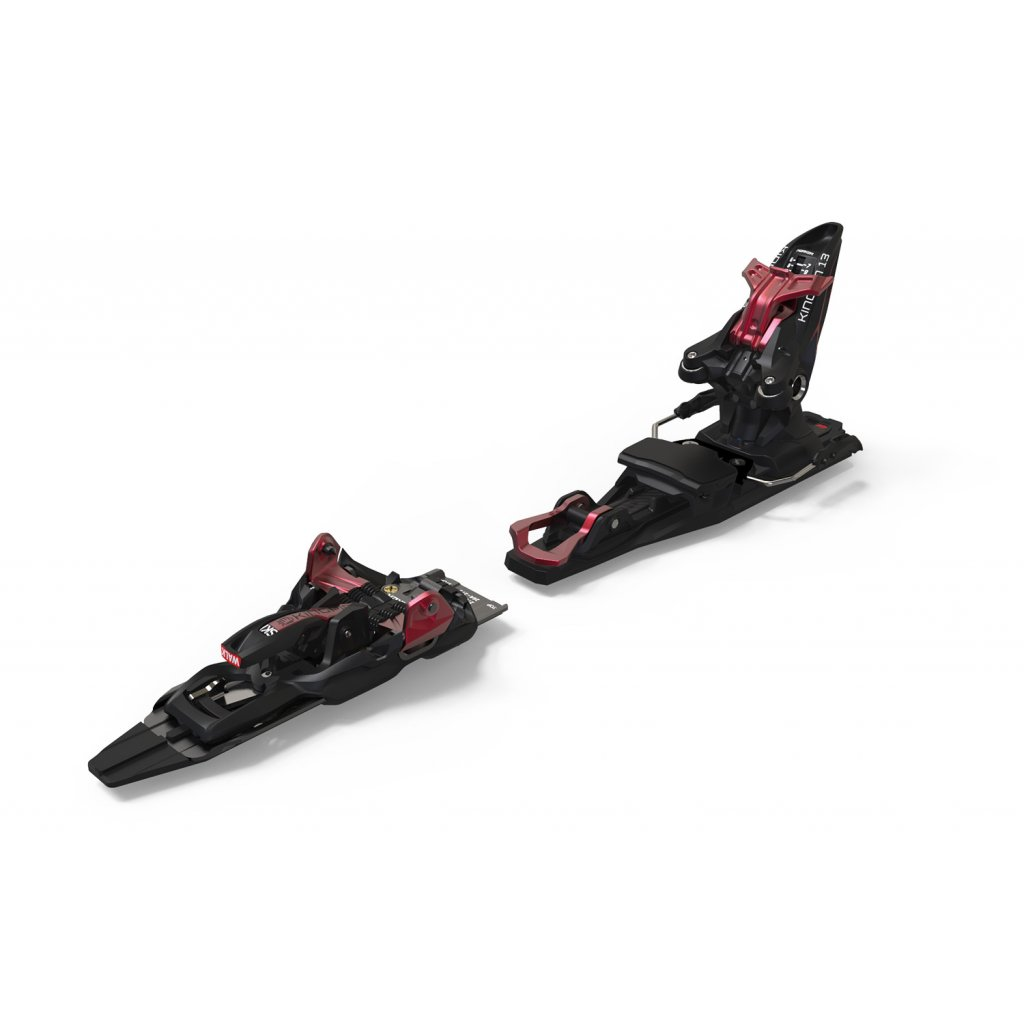 Marker Kingpin 13 DEMO - black/red - 20/21