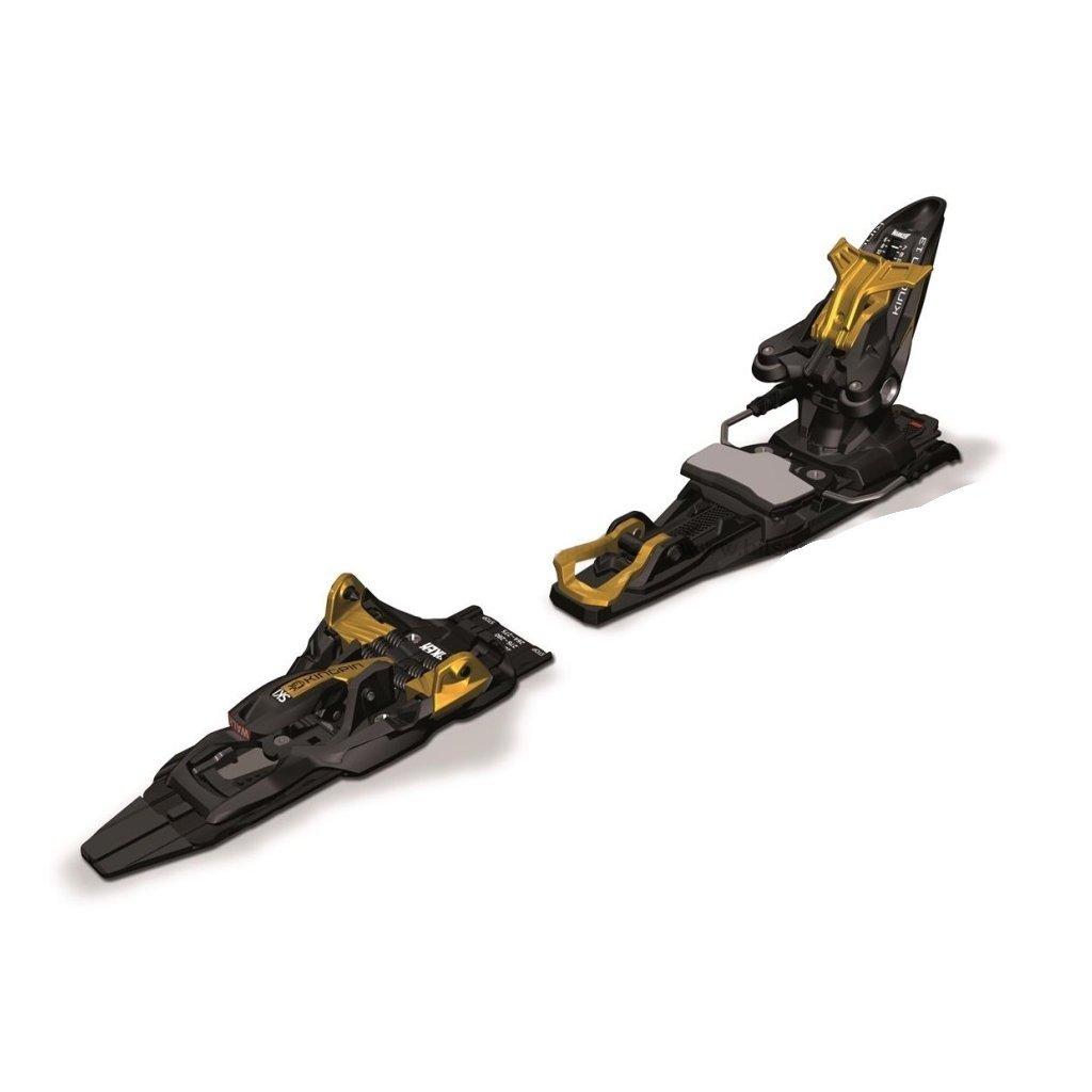 Marker Kingpin 13 DEMO - black/gold - 20/21
