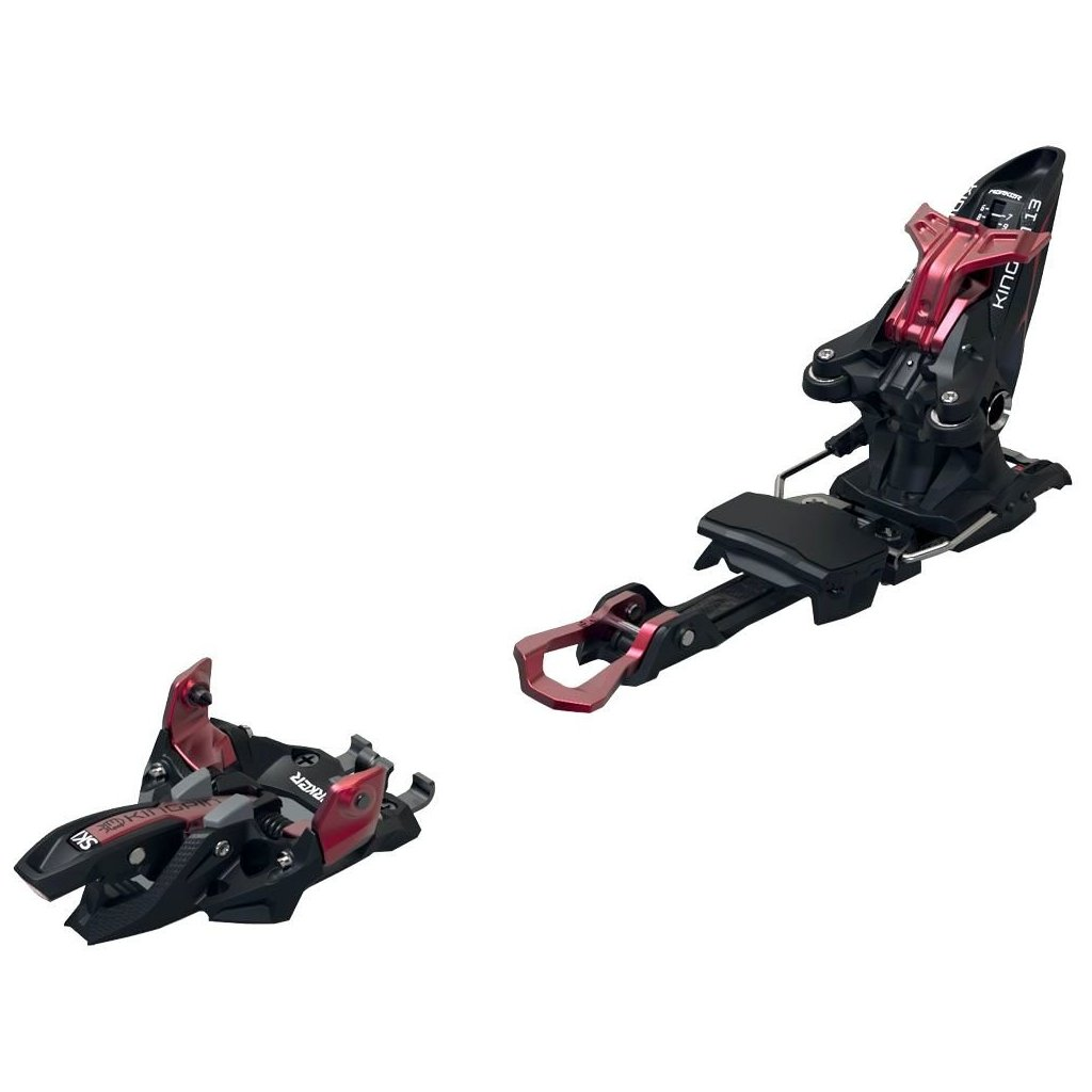Marker Kingpin 13 - black/red - 21/22