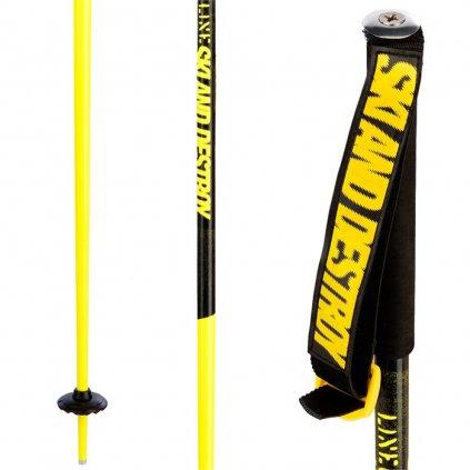 line skis tac ski poles 2013 black