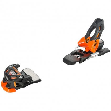 tyrolia attack 11 ski bindings black orange