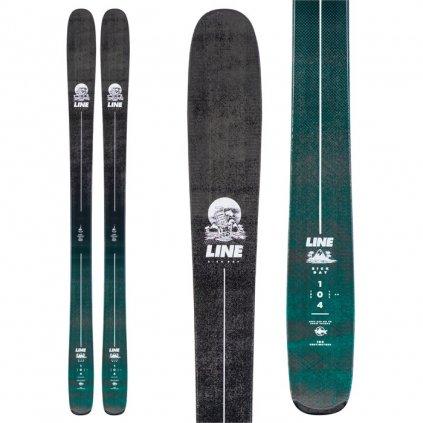 line skis sick day 104 skis 2020