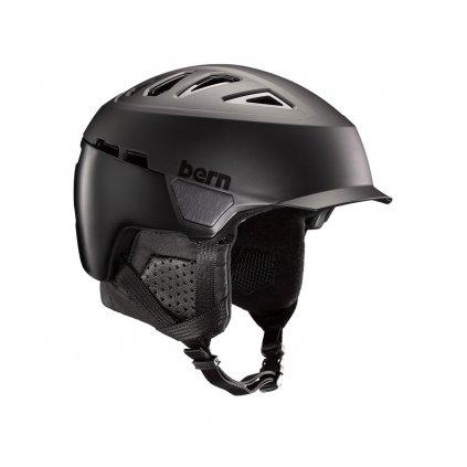 Bern Heist Brim black