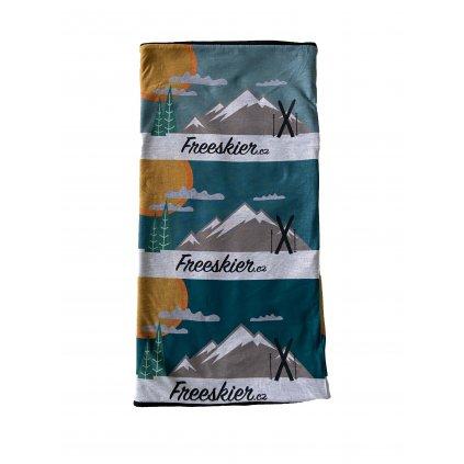 šátek hory