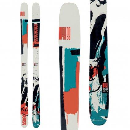k2 press skis 2021