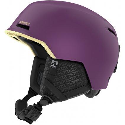 marker clark purple