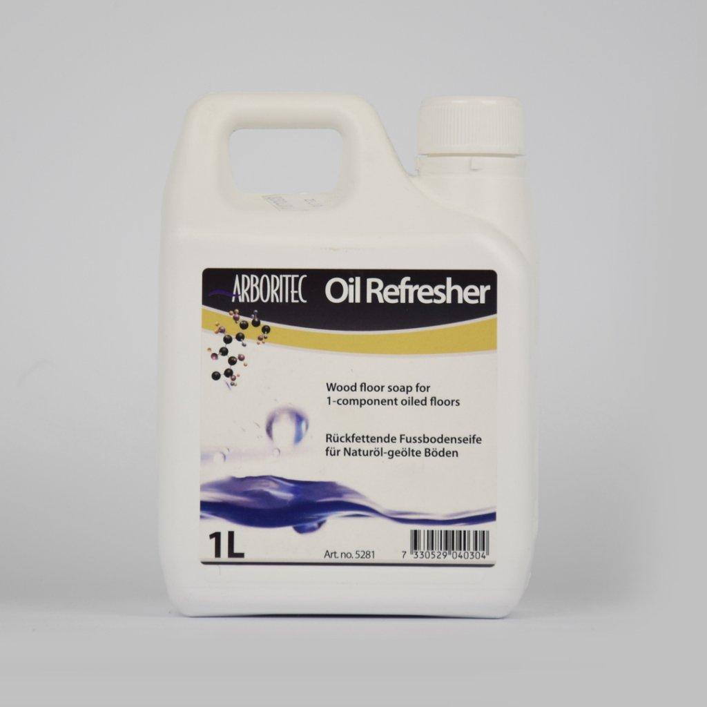 Údržbový olej na dřevo Oil refresher
