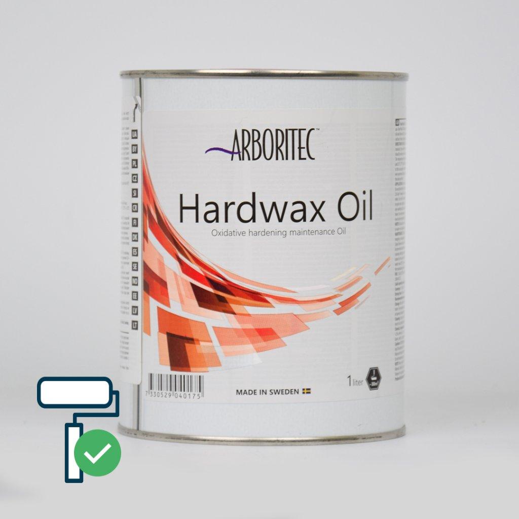 Olej na dřevo Hard Wax Oil