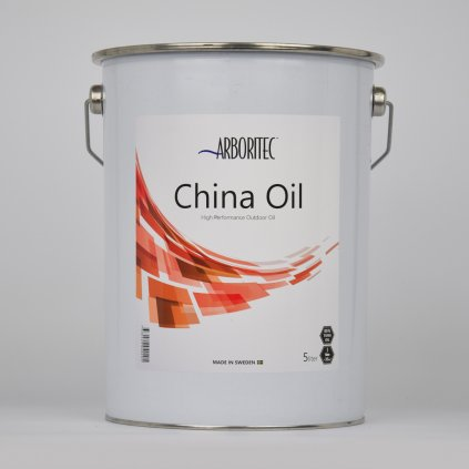 Olej na dřevo China oil