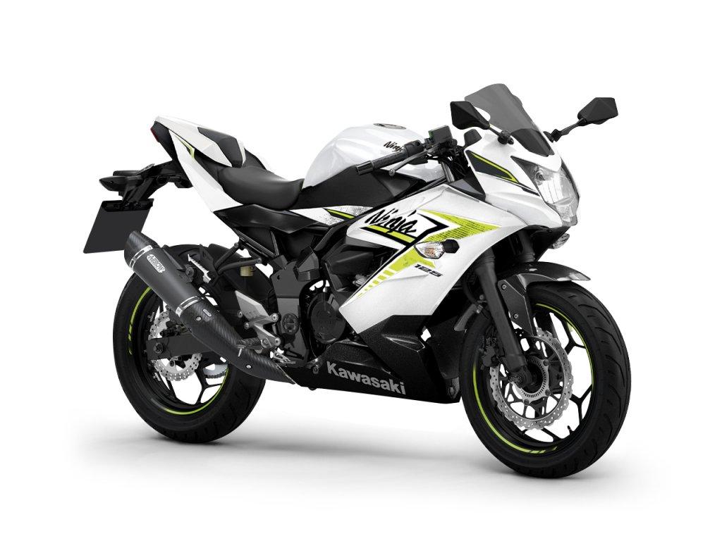 hi 22MY Ninja 125 WT1 Performance FR