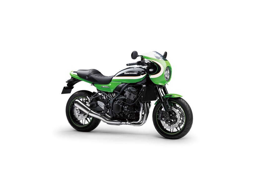 Z900RS CAFE 2020_Vintage Lime Green / Ebony