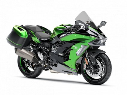 Ninja H2 SX SE+ 2020_Emerald Blazed Green / Metallic Graphite Gray / Metallic Diablo Black