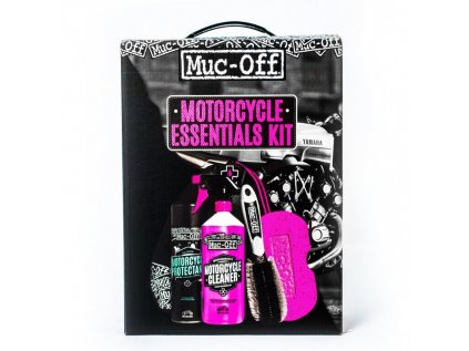 60284 muc off motorcycle essentials kit
